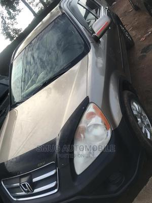 Honda CR-V 2005 Gold | Cars for sale in Lagos State, Egbe Idimu