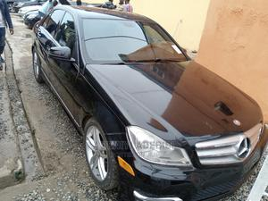 Mercedes-Benz C300 2013 Black   Cars for sale in Lagos State, Ifako-Ijaiye