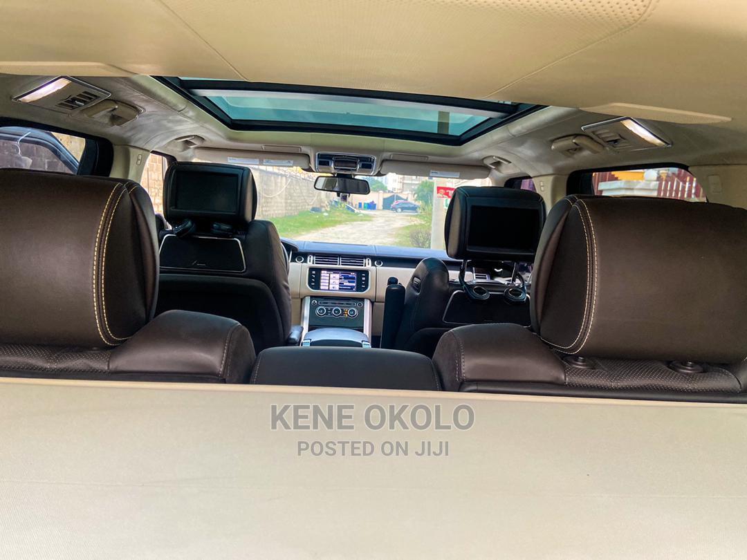 Land Rover Range Rover Vogue 2014 Gold | Cars for sale in Lekki, Lagos State, Nigeria