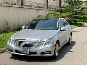 Mercedes-Benz E350 2010 Silver | Cars for sale in Abuja (FCT) State, Asokoro