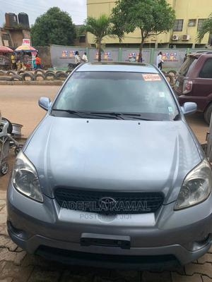 Toyota Matrix 2005 Blue | Cars for sale in Abuja (FCT) State, Central Business District