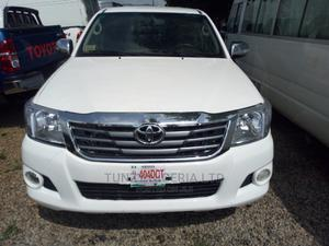 Toyota Hilux 2012 White | Cars for sale in Abuja (FCT) State, Kubwa