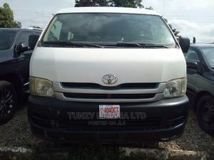 Toyota Hiace Bus Original Japan Made   Buses & Microbuses for sale in Abuja (FCT) State, Kubwa