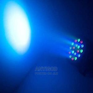 High Quality Led Mini Parcan Stage Light | Stage Lighting & Effects for sale in Lagos State, Ikeja