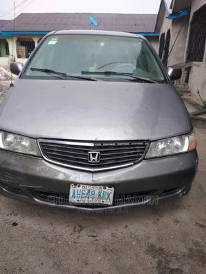 Honda Odyssey 2007 Silver | Cars for sale in Rivers State, Port-Harcourt