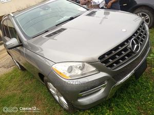 Mercedes-Benz M Class 2013 Gray | Cars for sale in Lagos State, Oshodi
