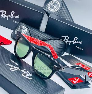 High Quality RAY-BAN Black Sunglasses for Men | Clothing Accessories for sale in Abuja (FCT) State, Asokoro