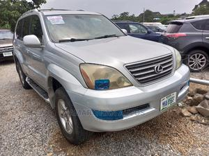 Lexus GX 2004 470 Silver | Cars for sale in Abuja (FCT) State, Katampe