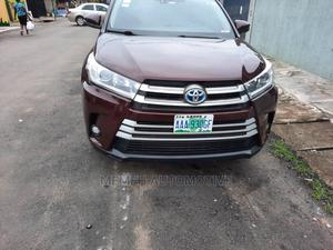 Toyota Highlander 2014 Burgandy | Cars for sale in Lagos State, Isolo