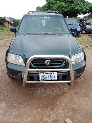 Honda CR-V 2000 2.0 4WD Automatic Green | Cars for sale in Kaduna State, Kaduna / Kaduna State