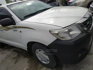 Toyota Hilux 2013 White | Cars for sale in Lagos State, Agege