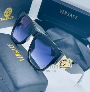 High Quality VERSACE Black Sunglasses   Clothing Accessories for sale in Abuja (FCT) State, Asokoro