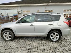 Toyota RAV4 2008 2.0 VVT-i Silver | Cars for sale in Lagos State, Ikeja