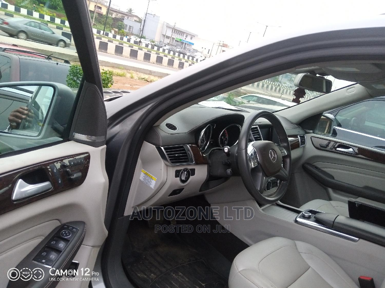 Archive: Mercedes-Benz M Class 2013 Gray