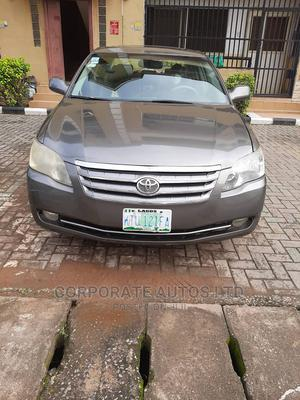 Toyota Avalon 2005 Touring Gray | Cars for sale in Lagos State, Ipaja