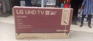 """LG 82"""" UHD TV 4k Smart TV, With Magic Remote 
