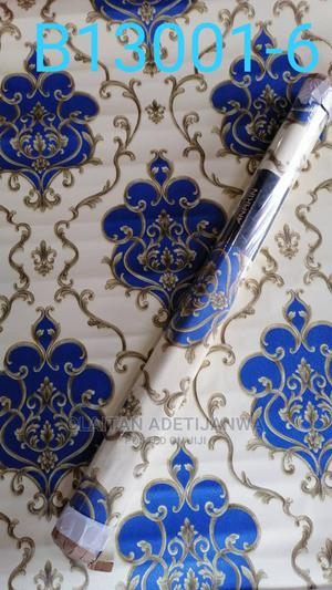 Classic Wallpaper 7sqm Wallpaper   Home Accessories for sale in Lagos State, Ikorodu
