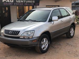 Lexus RX 2001 300 Silver | Cars for sale in Lagos State, Ifako-Ijaiye