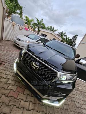 New Toyota Land Cruiser Prado 2021 Black | Cars for sale in Abuja (FCT) State, Asokoro