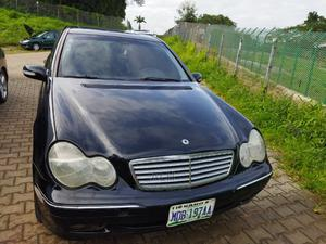Mercedes-Benz C240 2003 Black | Cars for sale in Abuja (FCT) State, Asokoro