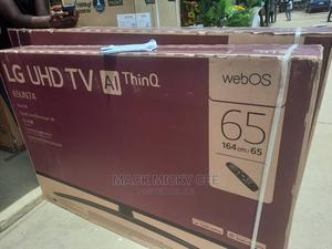 "LG 65"" UHD Smart TV 4k   TV & DVD Equipment for sale in Abuja (FCT) State, Wuse"