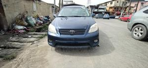 Toyota Matrix 2005 Blue | Cars for sale in Lagos State, Surulere