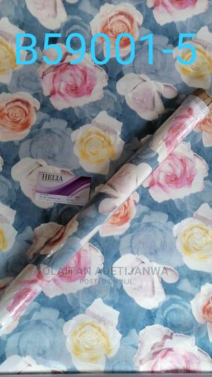 Flowery Grand Classic Wallpaper 7sqm   Home Accessories for sale in Lagos State, Tarkwa Bay Island