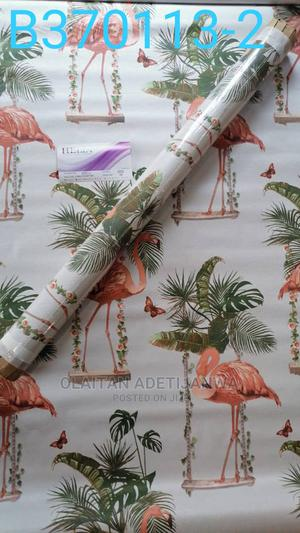 Nature Themed Classic Wallpaper 7sqm   Home Accessories for sale in Lagos State, Ojodu