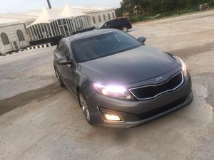 Kia Optima 2013 Gray | Cars for sale in Abuja (FCT) State, Kubwa