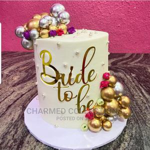 Cake Bridal Shower Bride   Party, Catering & Event Services for sale in Lagos State, Agboyi/Ketu