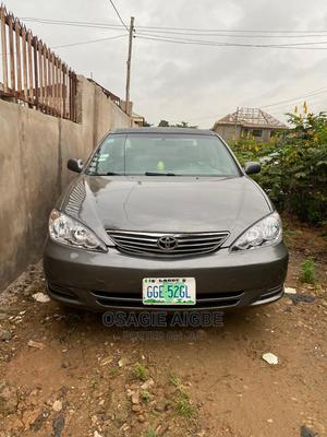 Toyota Camry 2004 Gray   Cars for sale in Lagos State, Ogba