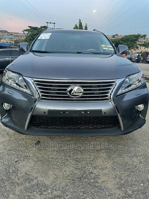 Lexus RX 2012 Gray | Cars for sale in Lagos State, Ogba