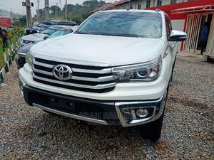 New Toyota Hilux 2020 2.4 Diesel White   Cars for sale in Abuja (FCT) State, Katampe