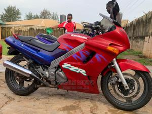 Kawasaki 2002 Red   Motorcycles & Scooters for sale in Oyo State, Ibadan