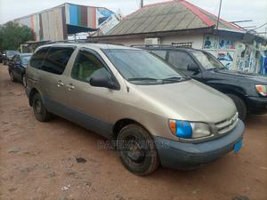 Toyota Sienna 2000 Silver | Cars for sale in Lagos State, Abule Egba
