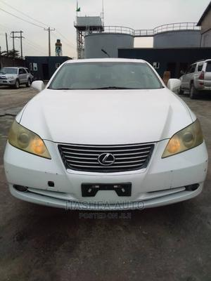 Lexus ES 2007 350 White   Cars for sale in Lagos State, Gbagada