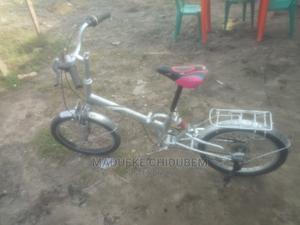 Very Clean Size 20 Children Foldable Sports Bicycle | Sports Equipment for sale in Lagos State, Ibeju