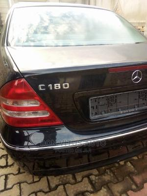 Mercedes-Benz C180 2007 Black   Cars for sale in Lagos State, Alimosho