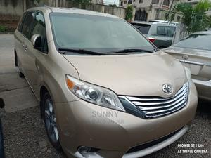 Toyota Sienna 2010 Gold | Cars for sale in Lagos State, Ikeja