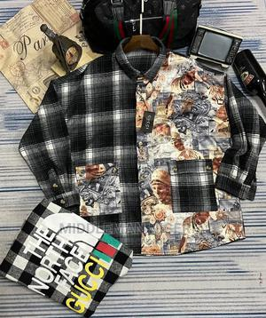 High Quality Designers Check Shirts   Clothing for sale in Lagos State, Apapa