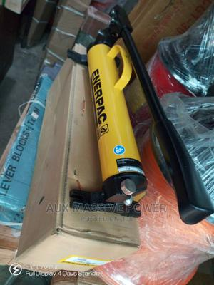 Enerpac Hydraulic Hand Pump | Hand Tools for sale in Lagos State, Ojo