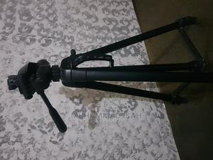 Camera Tripod With Phone Handle | Photo & Video Cameras for sale in Kaduna State, Zaria