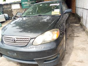Toyota Corolla 2006 Black | Cars for sale in Lagos State, Surulere