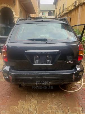 Pontiac Vibe 2003 Automatic Black | Cars for sale in Lagos State, Agege