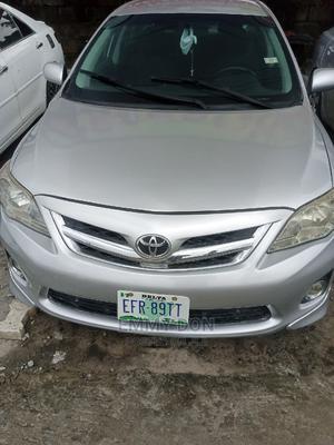 Toyota Corolla 2010 Silver | Cars for sale in Delta State, Warri