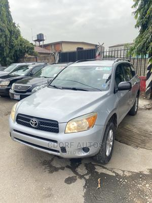 Toyota RAV4 2007 2.0 4x4 Silver | Cars for sale in Lagos State, Ogba