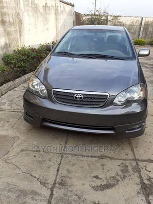 Toyota Corolla 2007 S Gray | Cars for sale in Ogun State, Sagamu