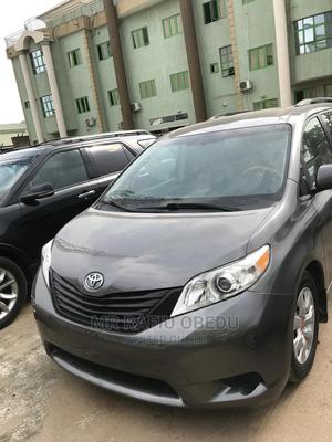 Toyota Sienna 2012 LE 7 Passenger Gray | Cars for sale in Lagos State, Ojodu