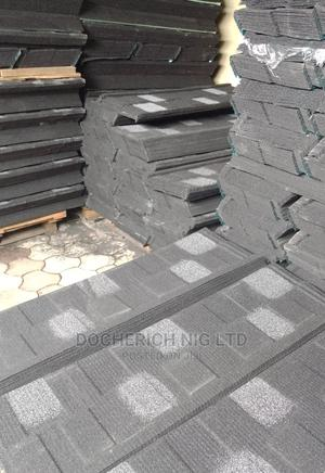 50yrs Warranty Stone Coated Roofing Sheet for Sale at a Good   Building Materials for sale in Lagos State, Ajah