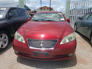 Lexus ES 2009 350 Red | Cars for sale in Lagos State, Ejigbo